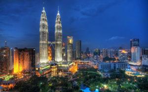 Photos Malaysie - Kuala Lumpru Petronas tower
