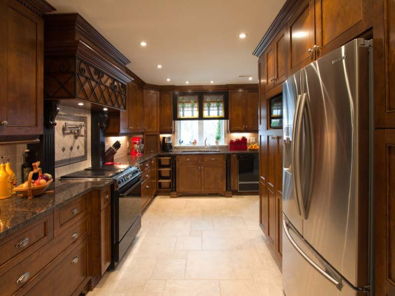 armoires de cuisine sur mesure