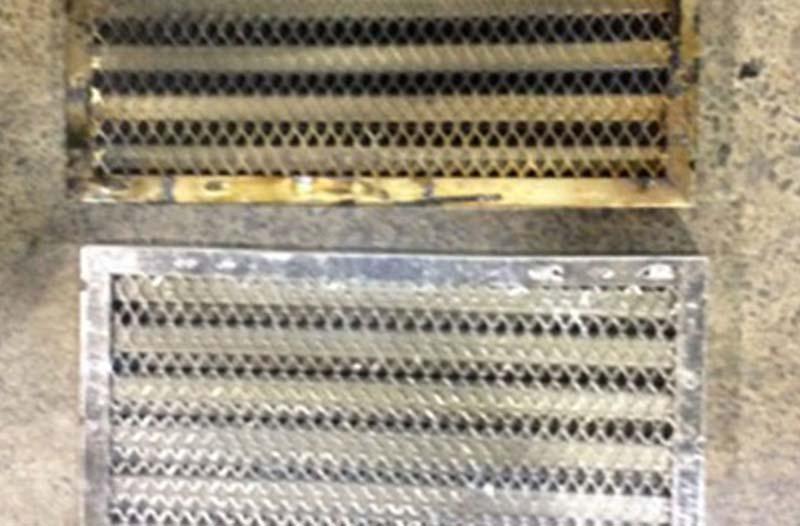 nettoyages des conduits de ventilations