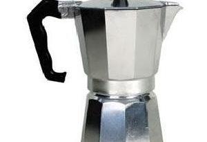 Cafetière italienne et moulin à café