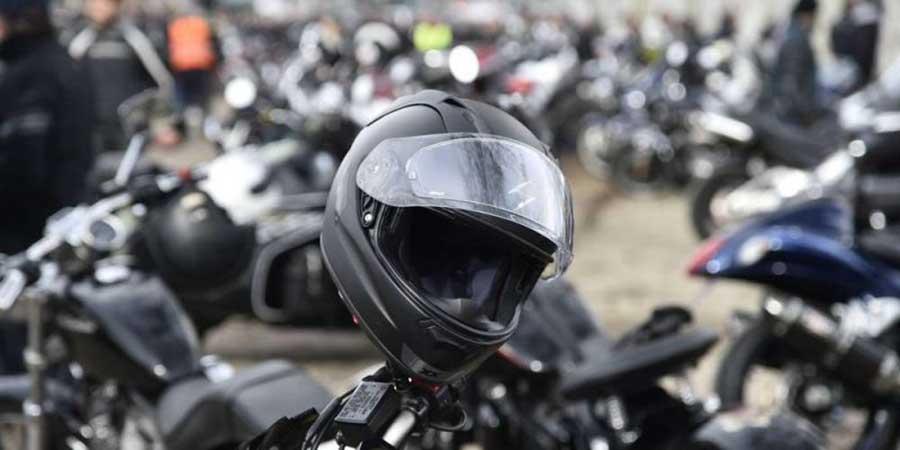 pourquoi casque moto